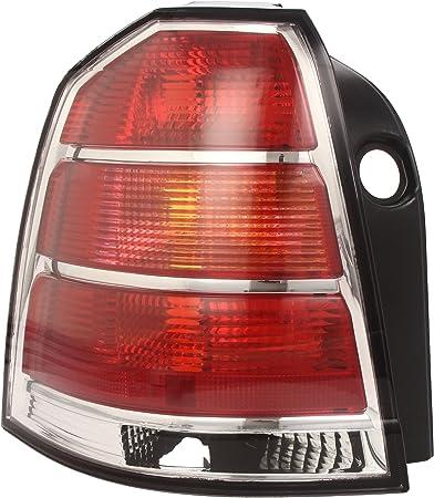 Van Wezel 3792931 Fanale posteriore