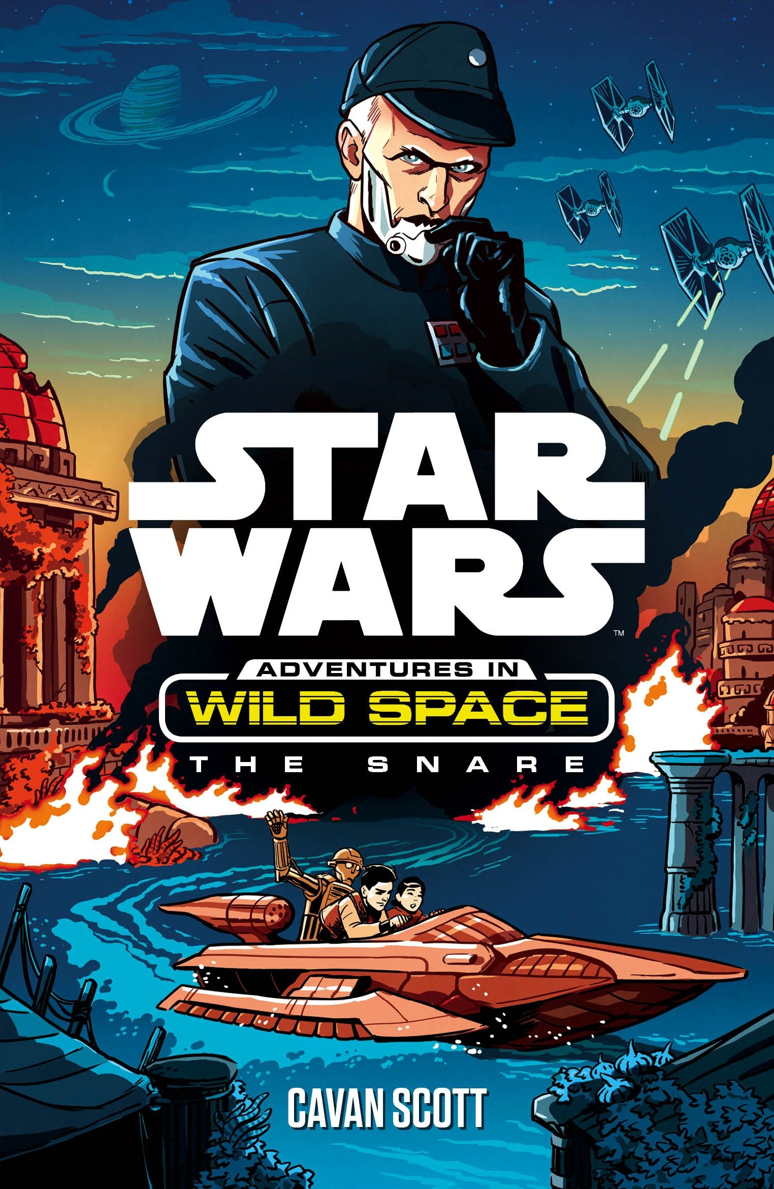 Star Wars: The Snare (Star Wars: Adventures in Wild Space) pdf