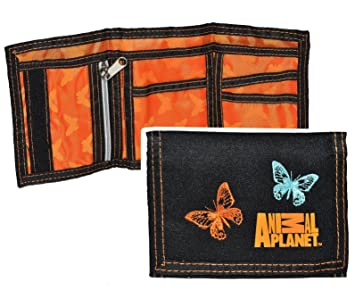 d97a55b9f70ef Unbekannt Geldbörse Schmetterling Catch Me If You can - für Mädchen   Kinder  - Geldbeutel Portemonnaie