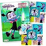 Disney Vampirina Coloring Book with Vampirina Stickers