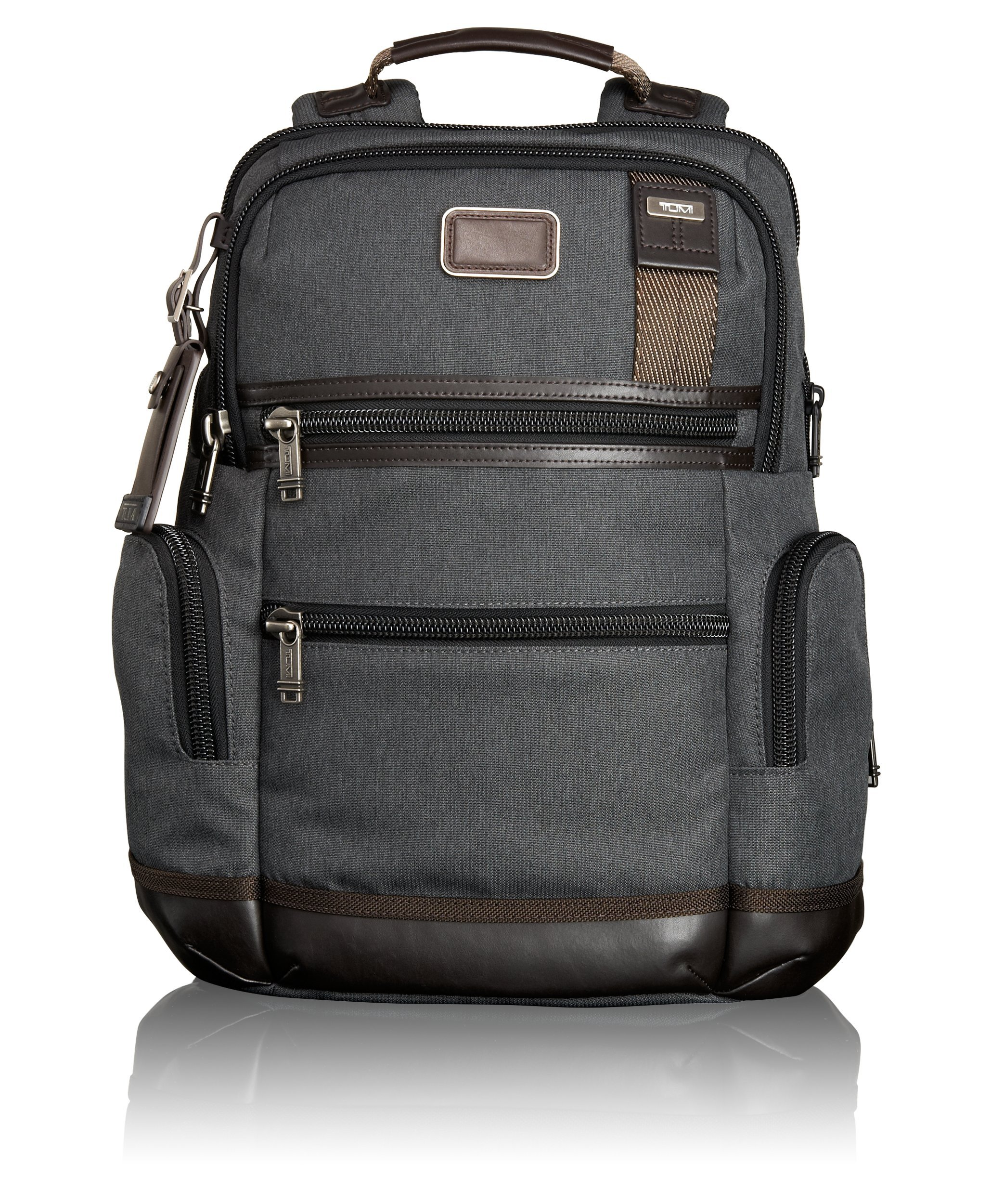 Tumi Alpha Bravo Knox Backpack, Anthracite, One Size