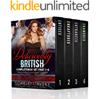 Deliciously British: Ménage Romance (British Romance Trilogy Book 1)