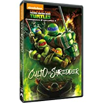 Las Tortugas Ninja 5.1: El Culto De Shredder [DVD]: Amazon ...