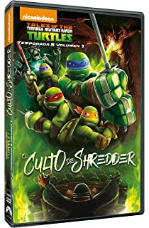 Teenage Mutant Ninja Turtles 3.4: ¡Venganza! [DVD]: Amazon ...