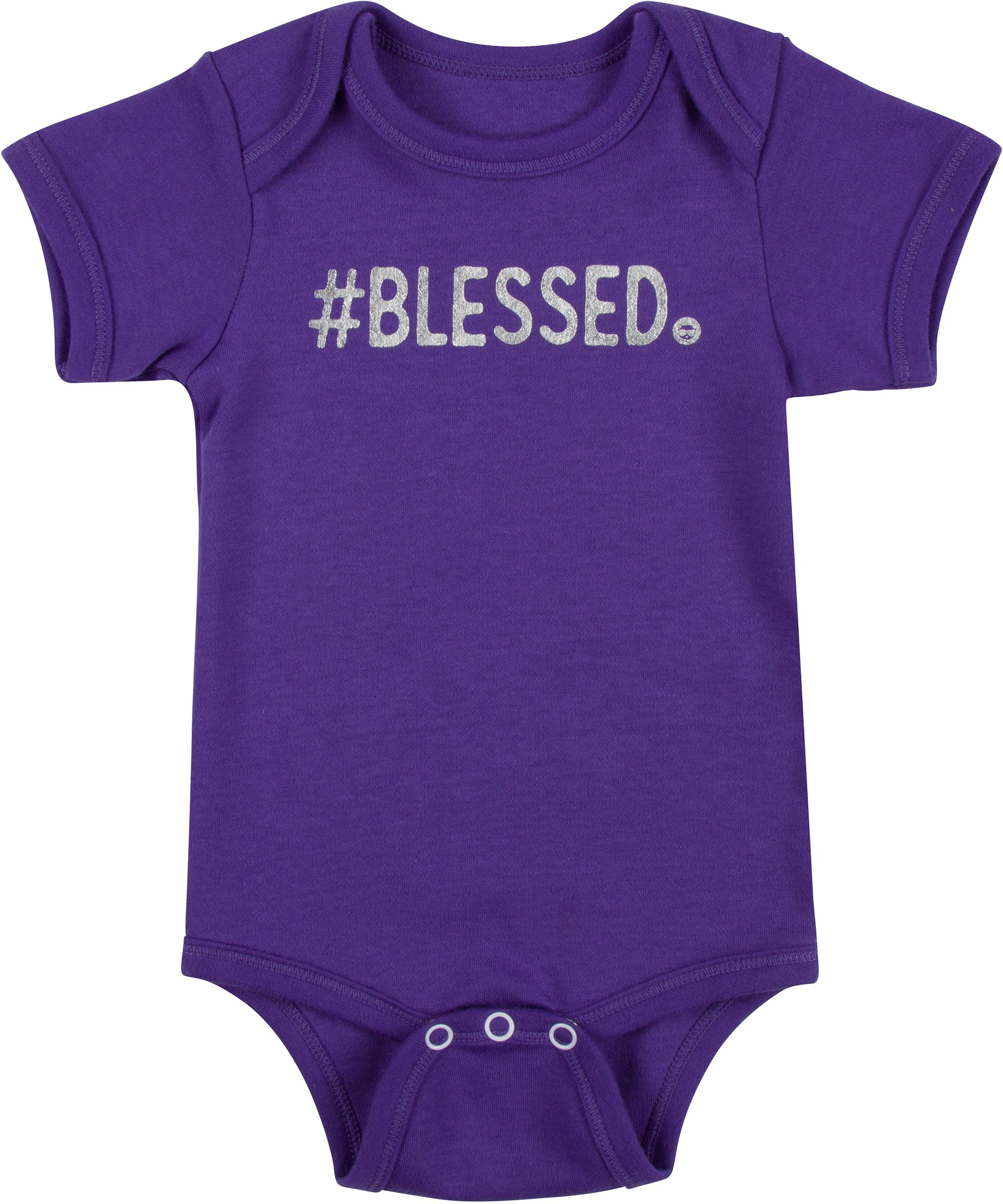 Fayfaire Baptism Gifts Christening Outfit: Boutique Quality #Blessed 6-12M