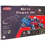 Univers voiture - Circuit avec 2 Motos