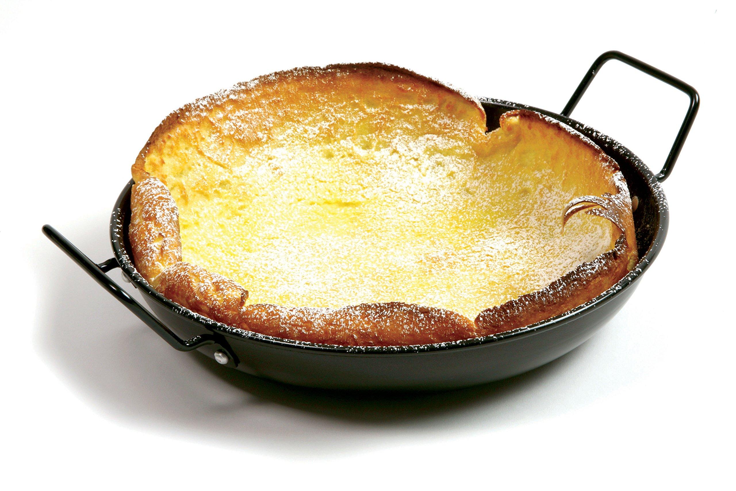 Norpro Nonstick Oven Dutch Baby/Paella Pancake Omelet Crepe Pan 11.5'' New
