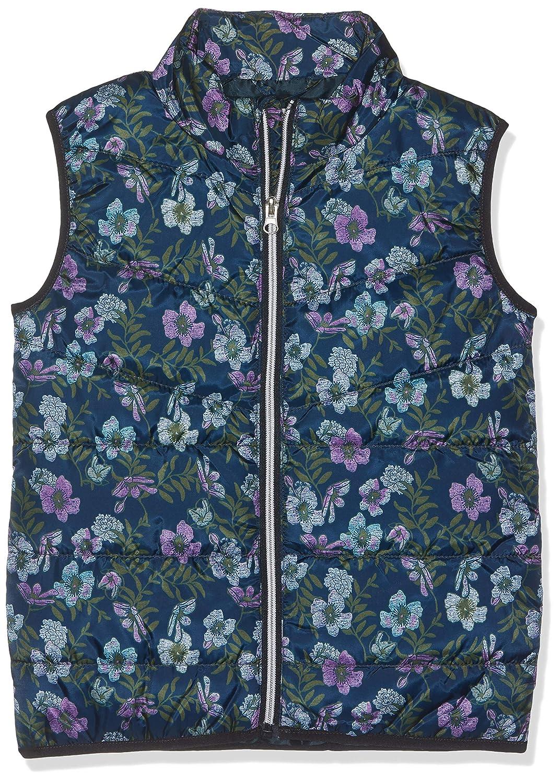 Name It Nkfmylane Vest AOP Canottiera Bambina