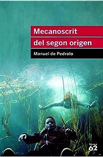Mecanoscrit Del Segon Origen (Educació 62)
