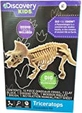 Discovery Kids Dinosaur Excavation Kit ~ Dig Like a Real Paleontologist (Triceratops)