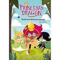 Princesas Dragón: El misterio del huevo dorado: 1