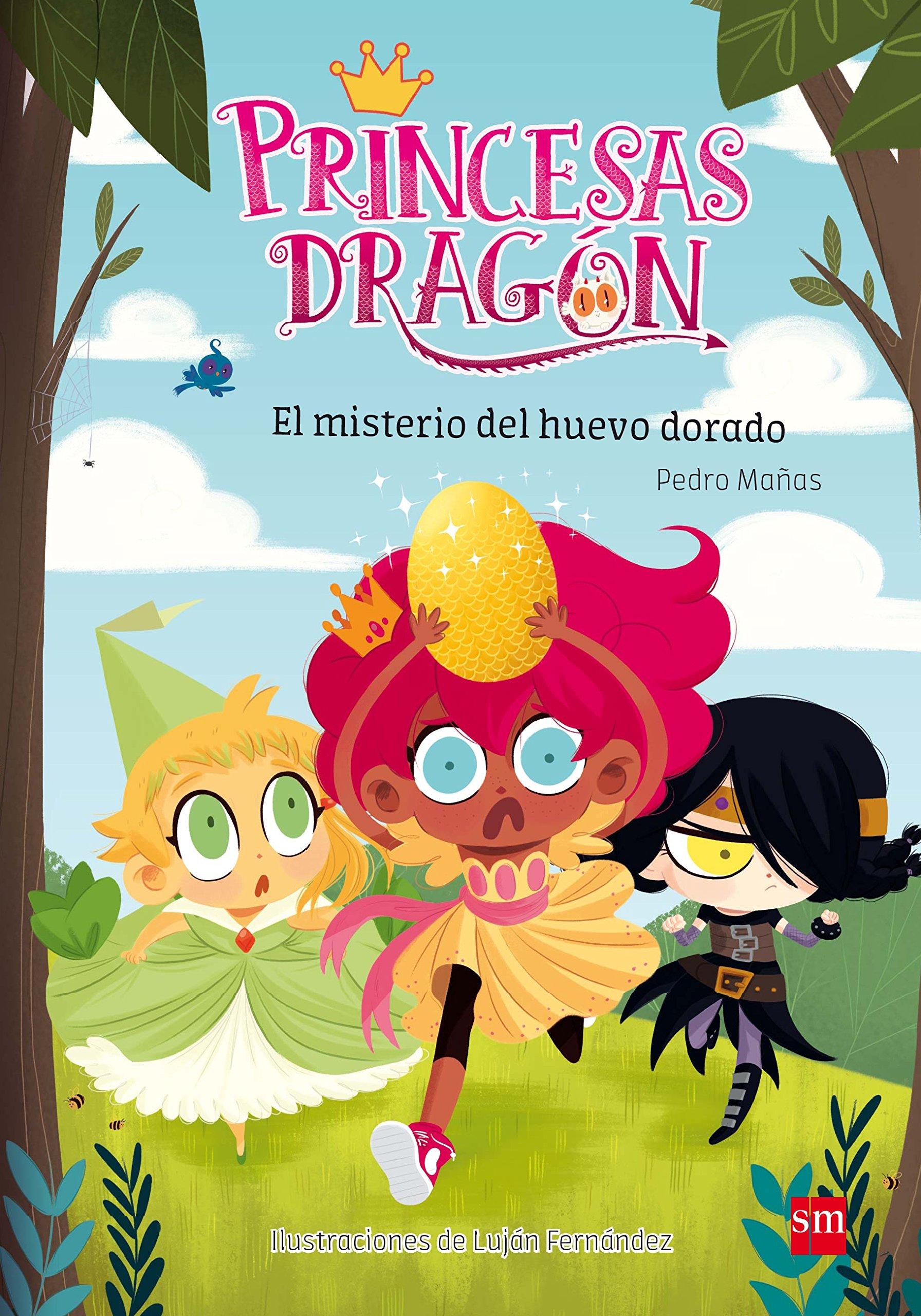 Princesas Dragon: El misterio del huevo dorado (Spanish ...