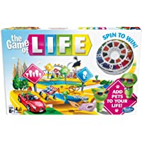 Hasbro Gaming The Game of Life game