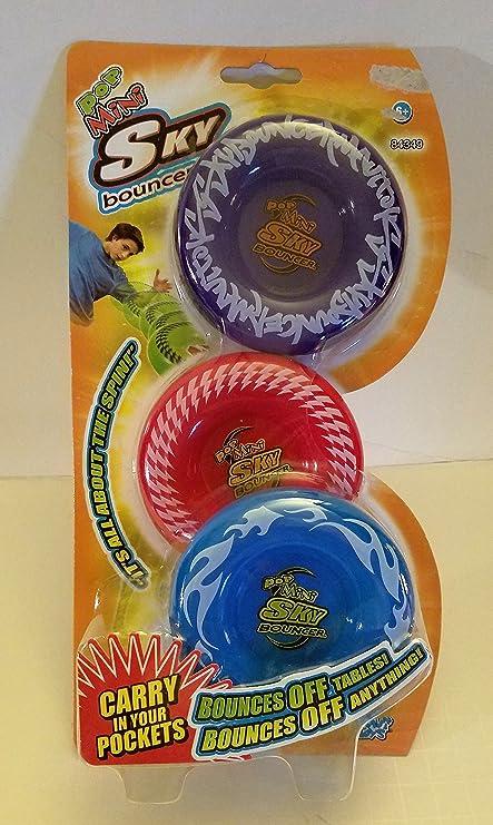 Sky Bouncer Flying Disc