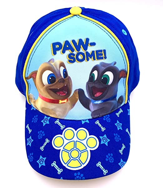 2dd50eaf11a Amazon.com  Disney Junior Puppy Dog Pals Toddler Baseball Cap Hat ...