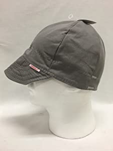 Comeaux Caps Reversible in grey