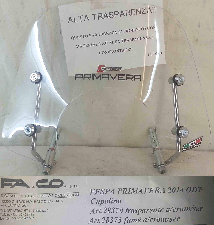 CUPOLINO trasparente VESPA PRIMAVERA 2014 cod. 28370 FACO