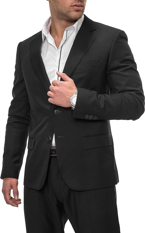 Antony Morato - Chaqueta de traje - para hombre negro 50: Amazon.es: Ropa y accesorios