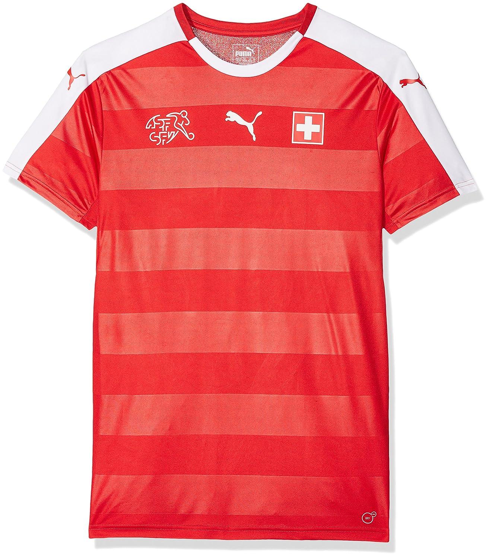 Puma Herren T-Shirt Suisse Home Promo