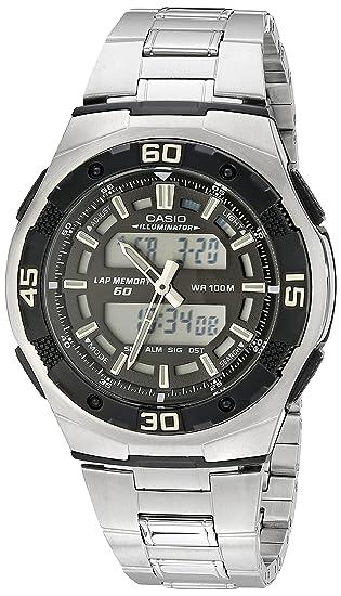 Casio AQ164WD-1AV Ana-Digi - Reloj Deportivo para Hombre: Casio: Amazon.es: Relojes