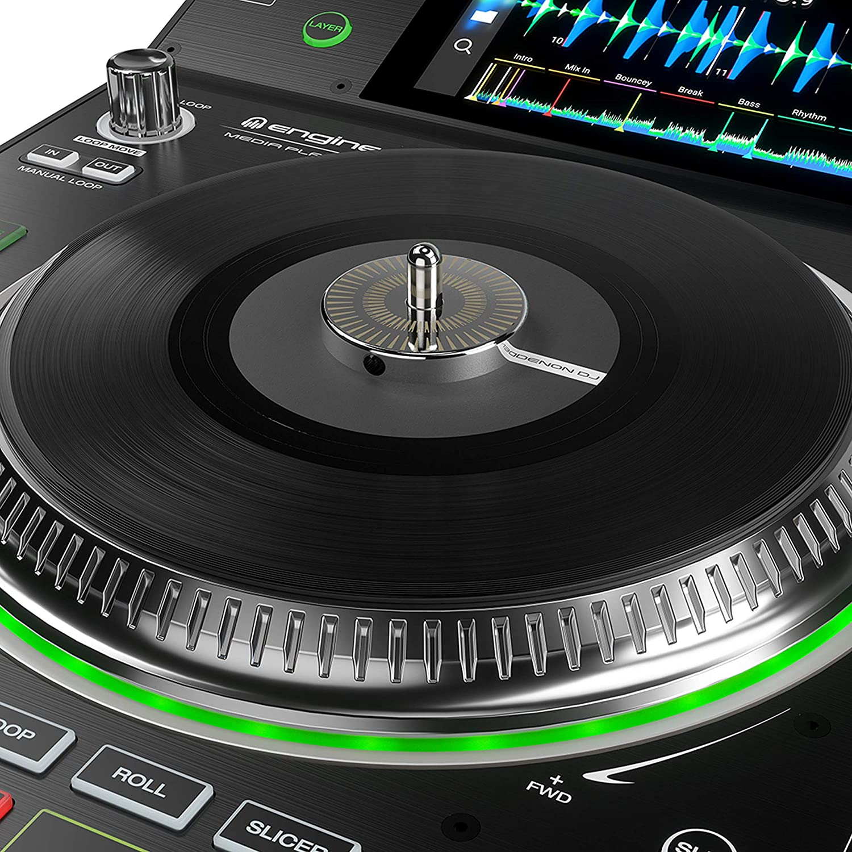Denon DJ SC6000 PRIME Professional Standalone DJ Media Player with ...