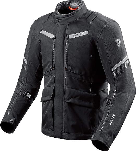 Rev It Motorradjacke Mit Protektoren Motorrad Jacke Neptune 2 Gtx Textiljacke Unisex Tourer Ganzjährig Bekleidung
