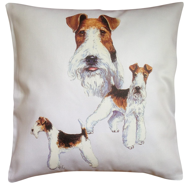 WIREFOX Terrier Draht Fox Terrier Gruppe Rasse Hund Themen ...