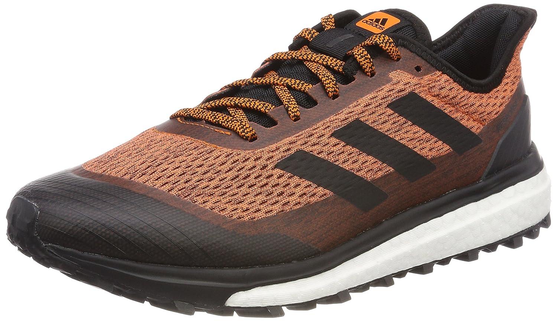 adidas Response M, Zapatillas de Trail Running Para Hombre 46 EU|Naranja (Naranj/Negbas/Carbon 000)