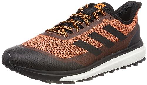 Adidas hombre 's Response m zapatillas de trail corriendo , naranja: