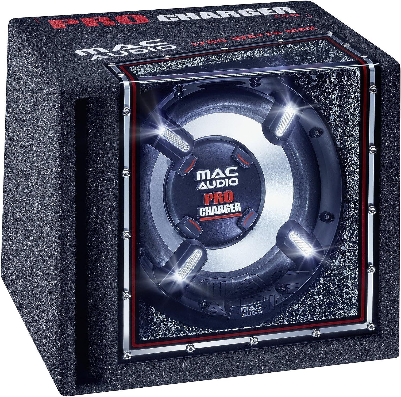 Mac Audio Pro Charger 130 Subwoofer Schwarz Navigation