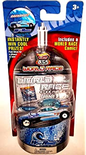 Hot Wheels World Races - Wave Rippers - Backdraft - 3/35