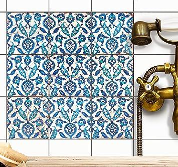 Fliesensticker Sticker Fliesenaufkleber Fr Badezimmer Sterne - Fliesentattoos badezimmer