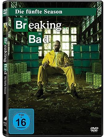 Breaking Bad Die Fünfte Season 3 Dvds Episoden 1 8 Amazonde