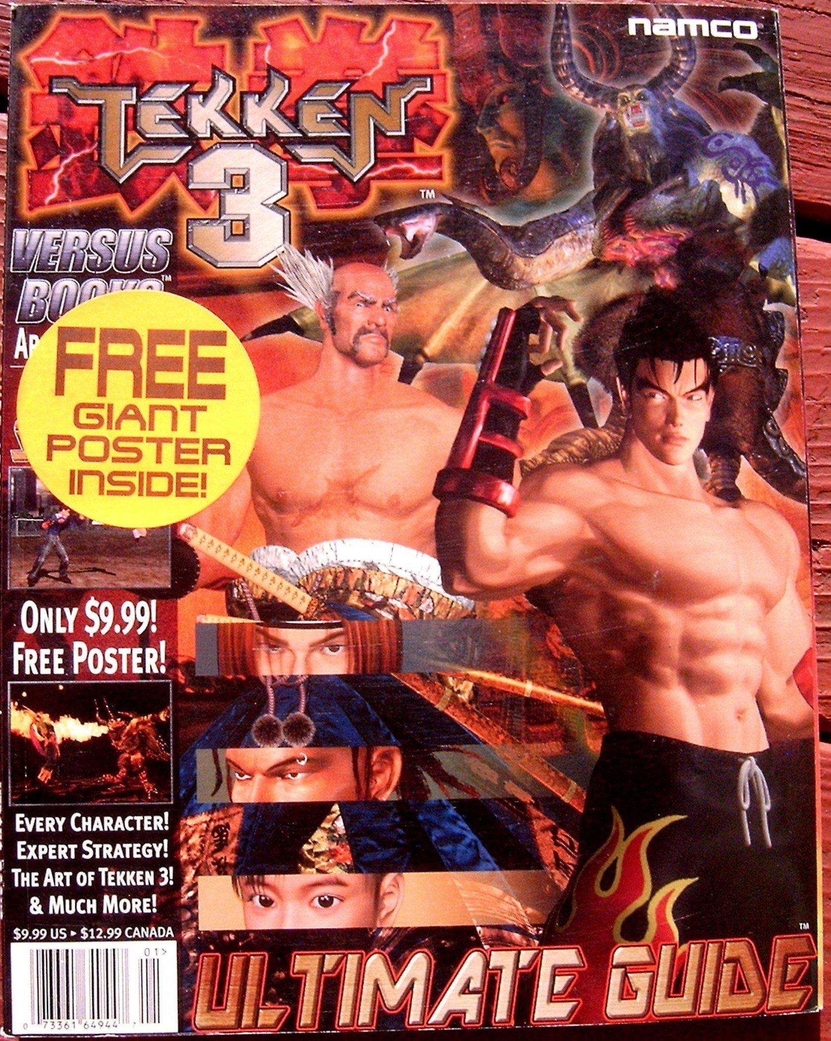 TEKKEN 3: The Ultimate Tekken 3 Guide