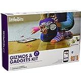 littleBits kit Gizmos y Gadgets, segunda edición, juego de mesa en español (680-0007-B-ES)