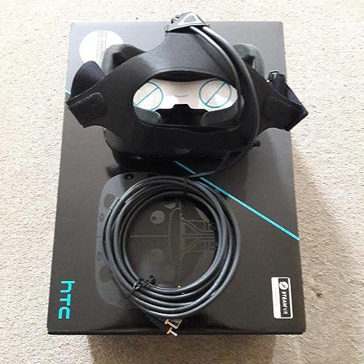 Casco de realidad virtual Htc Vive: Amazon.es: Electrónica