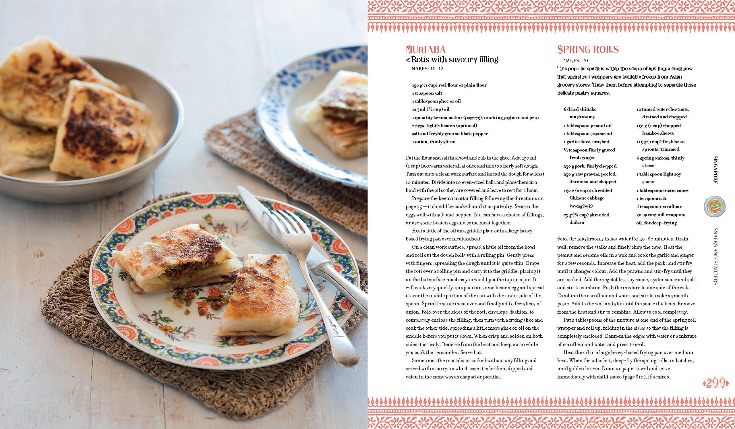 The Complete Asian Cookbook: Charmaine Soloman, Deborah Solomon ...
