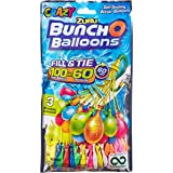 Bunch O Balloons 100 Rapid-Fill Crazy Color Water Balloons (3 Pack)