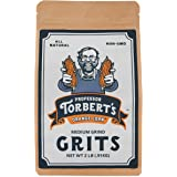 Professor Torbert's Orange Corn Grits | 2lb bag (32oz)