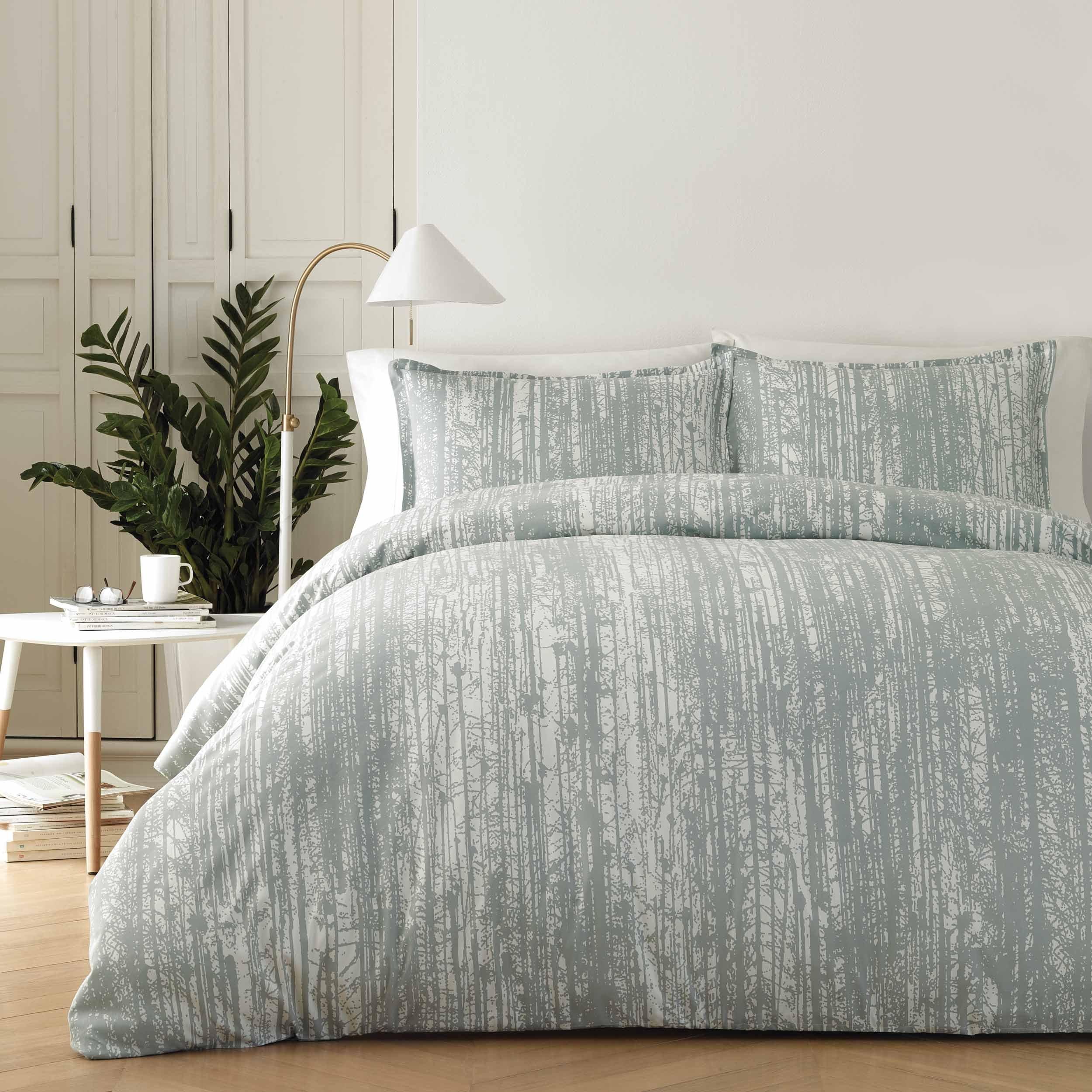 marimekko pihkassa pieni letto duvet cover set full queen green 883893508903 ebay. Black Bedroom Furniture Sets. Home Design Ideas