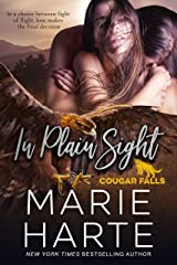 In Plain Sight (Cougar Falls Book 2) Kindle Edition