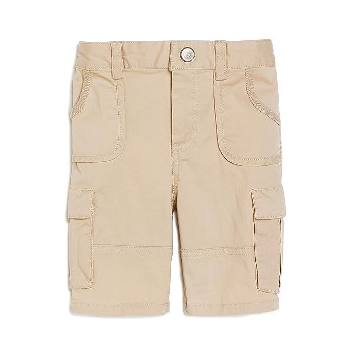c47a6bd00c Amazon.com: Egg Six Pocket Cargo Shorts (2Y): Clothing