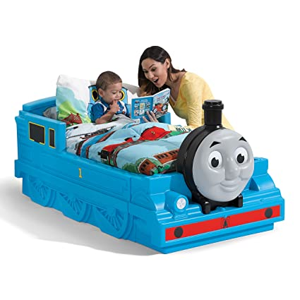 Delicieux Step2 Thomas The Tank Engine Toddler Bed