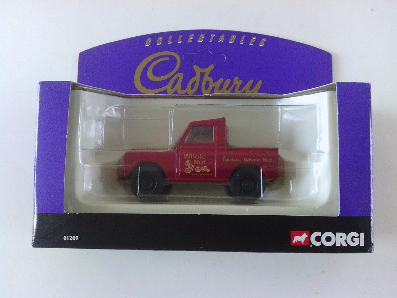 Corgi 1/43 Scale Model Van 61209 - Austin A35 Van - Cadbury