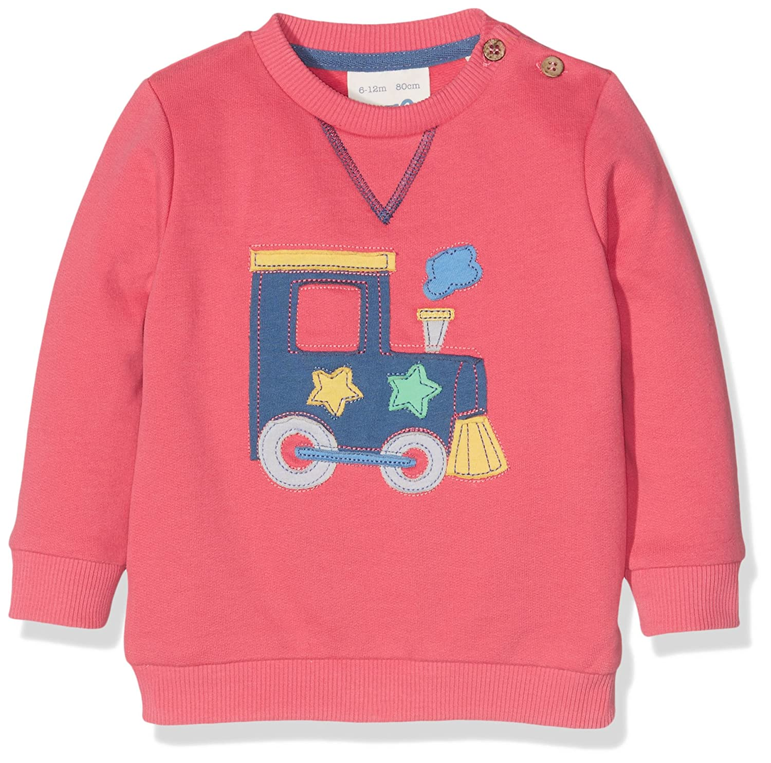 Kite Baby Boys' Steam Engine Sweat Sweatshirt BB853