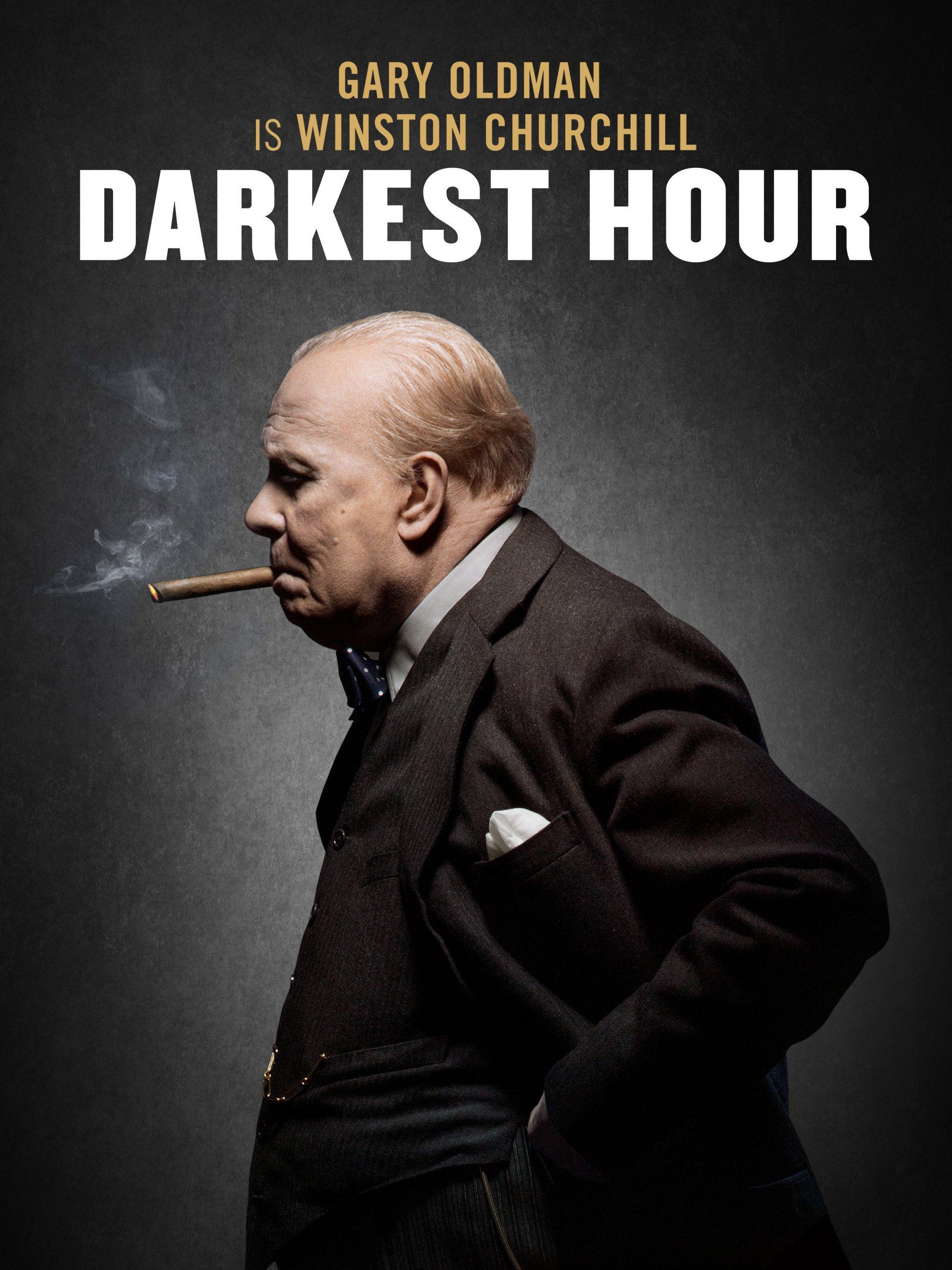 Amazon.com: Darkest Hour: Gary Oldman , Kristin Scott Thomas, Lily ...