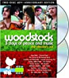 Woodstock: 3 Days of Peace & Music [DVD] [2009] [Region 1] [US Import] [NTSC]