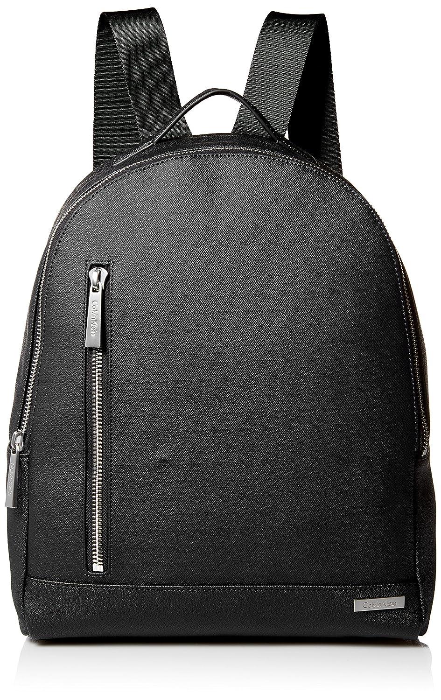 Calvin Klein LUGGAGE メンズ カラー: ブラック   B0741DPFDQ