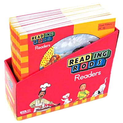 hand2mind Reading Rods Readers Advanced Vowel Mastery (Set of 18 books): Industrial & Scientific