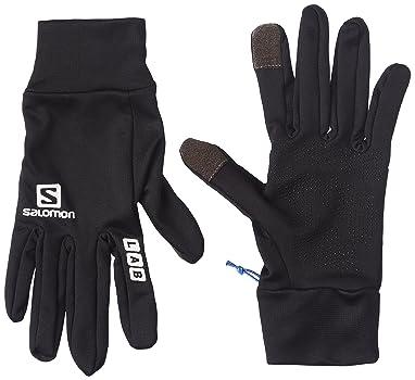 Salomon(サロモン) (Salomon) Salomon Gloves Small–Lab Running Gloves l37138200[Men]